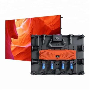 P2.5 Full Color HD High Refresh Rate Rental Video Wall with CE/ROHS Indoor IP45 Advertising LED Screen