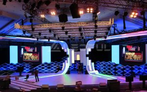 LED Display Stage Backdrop Screens provide clear and sharp pictures to the audience and create an impressive feature that evokes the audience. No matter whether it is a live show, concert, conference, Dance floor or any other kind of stage show, these LED screens deliver the vision of the action from multiple angles.