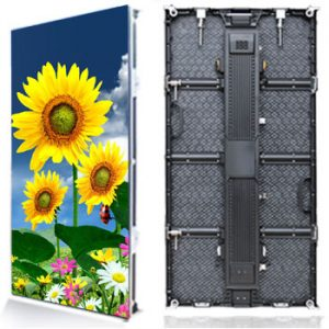 P3.91 Beautiful full color ultra-thin high refresh rate stage rental LED display
