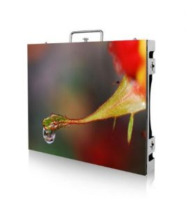 P5 large hanging 32 dots x 32 dots high resolution high quality LED video display